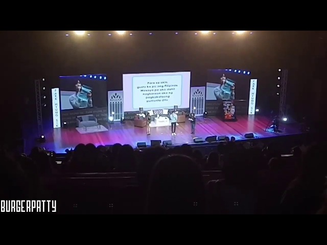 Park Hyung Sik First Love in Manila- Message to Fans