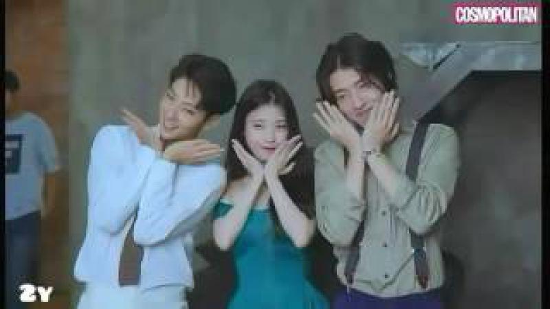 Kang Ha Neul - IU Sweet Moments and all casts || Moon Lovers - Scarlet Heart Ryeo - 달의연인보보경심려 [FMV]
