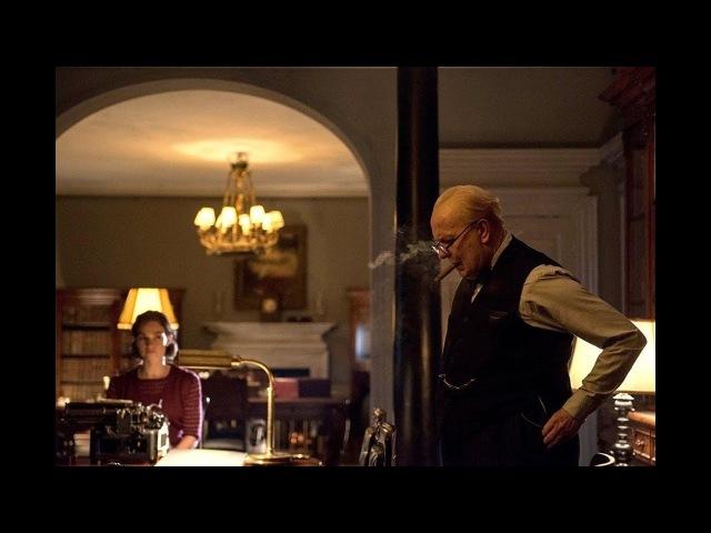 Гари Олдман в трейлере «Темных времен»