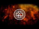 Rammstein - Te Quiero, Puta! Drums backing track