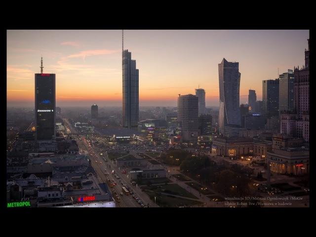 Przyszłe Wieżowce w Polsce
