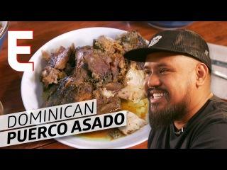 Dominican Pork Shoulder and Mind-Blowing Yuca Empanadas — Cooking in America