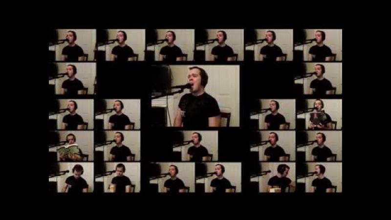 Muse Bliss Cover Acapella (One Man Choir) - Jaron Davis