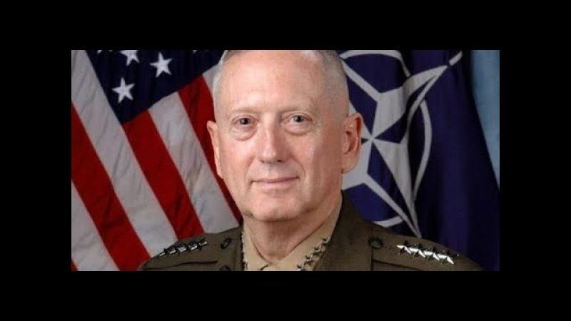 Fed Up General 'Mad Dog' Mattis Drops The Hammer On Barack Obama