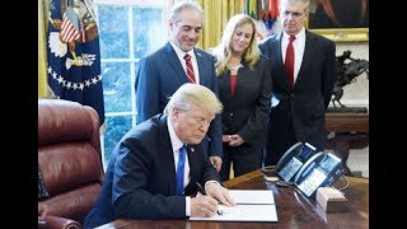 BREAKING! President Trump Just Passed The Executive Order Of The Century! Obama Is LIVID!