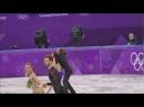 Ekaterina Bobrova/Dmitri Soloviev(RUS) 2018 Olympic Games SD practice