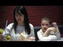 Таня и Андрей Тихоновы. KFC