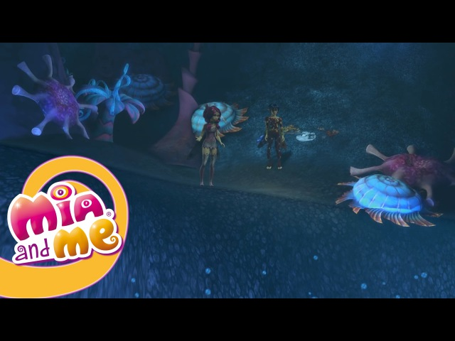 Мия и Я - 1 сезон 56 серия - Золотой сын   Мультики для детей про эльфов, единорогов