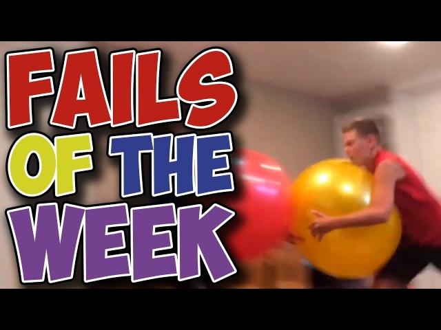 Best Fails of the Week - 2 Dumbs Big Balls = Disaster (October 2/2017) | LotOfLaughsTv