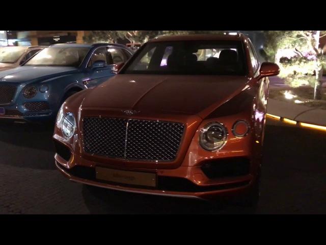 Барвиха Luxury Village - Bentley Bentayga