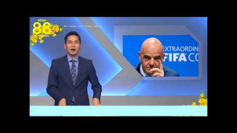 Ấn Tượng Thể Thao 7 Ngày Nhận Định Của Chủ Tịch FIFA Về Tương Lai Bóng Đá Việt Nam