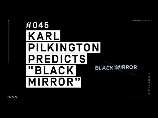 Karl Pilkington predicts Black Mirror