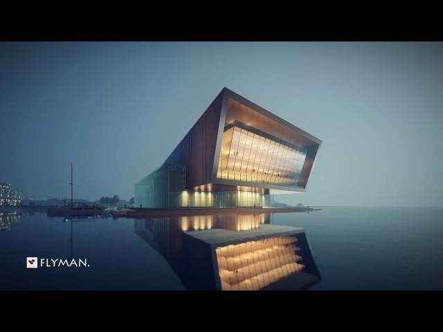 Initial Form Lumion Architectural Animation