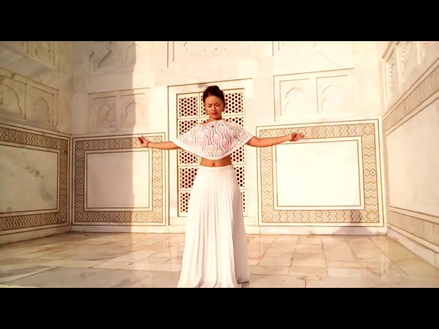 25 февраля 2017 г. Индия \Агра\ Тадж Махал\Танец Души
