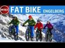 MTB Fat Bike Engelberg Switzerland - fat bike event on snow - winter riding | MTBT