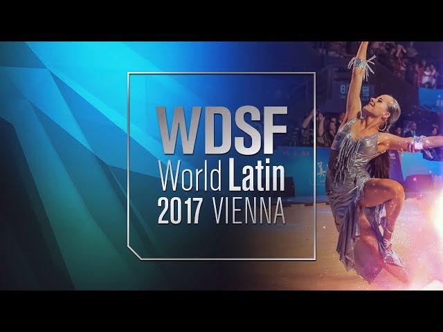 Borjas - Nowak, POL | 2017 World Latin Vienna R1 C | DanceSport Total
