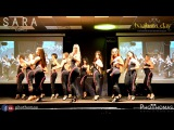 Sara Lopez World Team Project Hands To Myself @ Bachata Day 2017