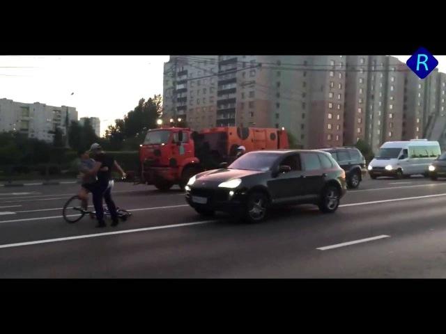 PK Кадыровцы и ФСБшники развлекаются в Москве