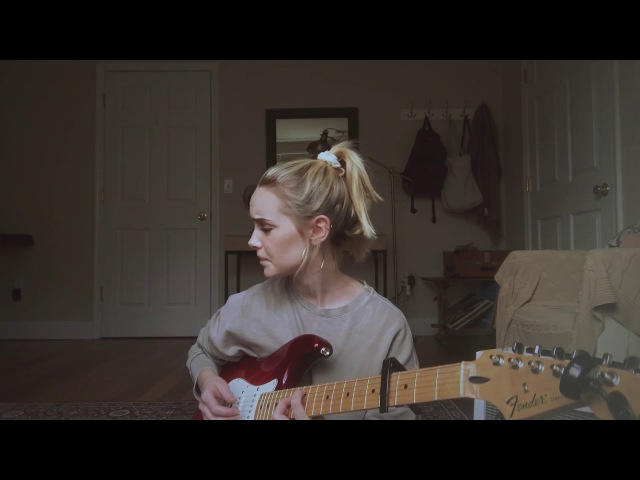 Dancing On My Own - Robyn (Cover) by Alice Kristiansen
