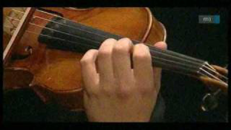 Béla Bartók Romanian Folk Dances, Zoltán Kocsis piano - Barnabás Kelemen violin