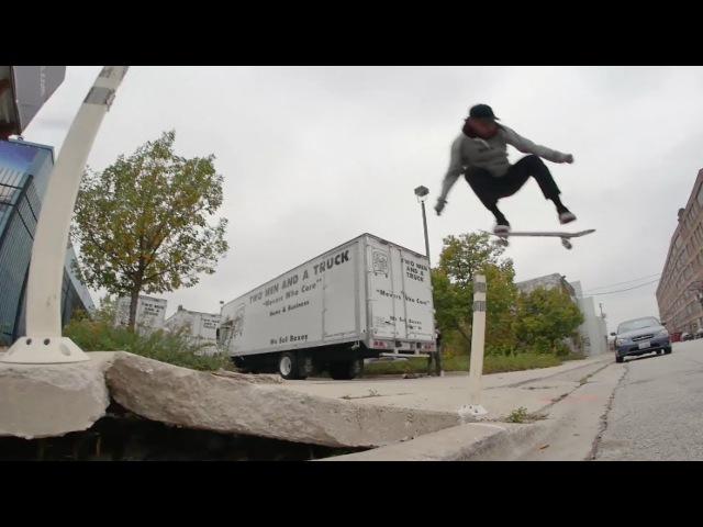 Chaz Ortiz, Hefe at Hefe | TransWorld SKATEboarding