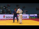 GP Agadir 2018, 66 kg, semifinal, Yerlan Serikzhanov(KAZ)-Sergiu Oleinic (POR) dzigoro_kano
