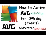 How To Activate AVG Internet Security For 3 Years (2018 to 2021) Crack Download 100% Proof