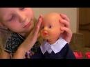 Школьный костюмчик для My Little Baby Born Эмили! Распаковка и обзор Беби Бона! Видео для ...