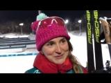 Бронзовый призер Олимпиады-2018 - Юлия Белорукова из Коми: «Тактики не было, все делала от души и просто кайфовала»