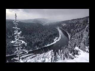 Зимняя сказка на Усьвинских столбах