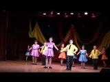 Смотр танцевальных коллективов Петушинского рйона 2018