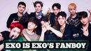 EXO IS EXO'S FANBOY