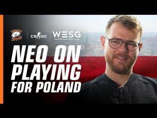 NEO об игре за сборную, любимых домашних блюдах и преданности поляков