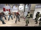 Как люди из Канады рашат B (Counter-Strike: Global Offensive)