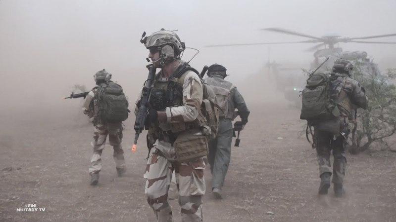 Лучшие спецподразделения Минобороны США ( часть 1 ) - Спецназ ВВС ( PJ ) USAF