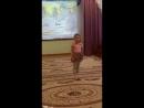 Конкурс чтецов в детском саду 4,5 годика.mp4