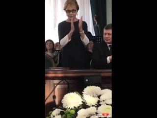 Видео с записи инаугурации Сергея Ерёмина