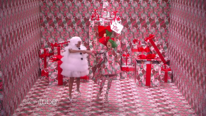 Sia Unwraps a Special Holiday Performance of Snowman 2017