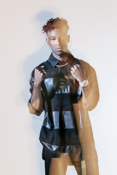 21 Savage Covers 'EXIT'