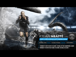 Kylian Mbappe 2017/2018 ● First Season in Paris