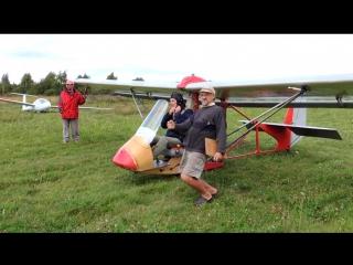 Пилот-инструктор Валерий Домбров и его песня Мой корабль. Пробная аранжировка