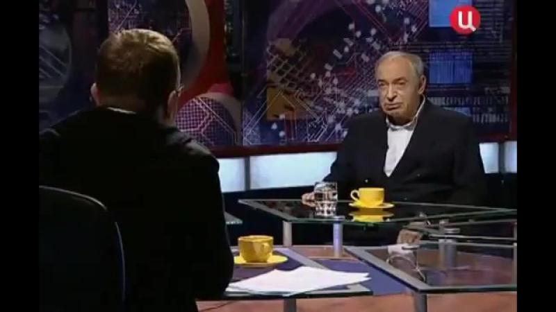 Валентин Гафт о Свободе и Совести.