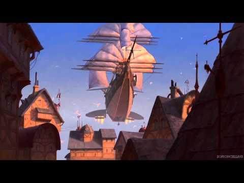 Treasure Planet AMV •R a D i O a C t I v E• (HD)