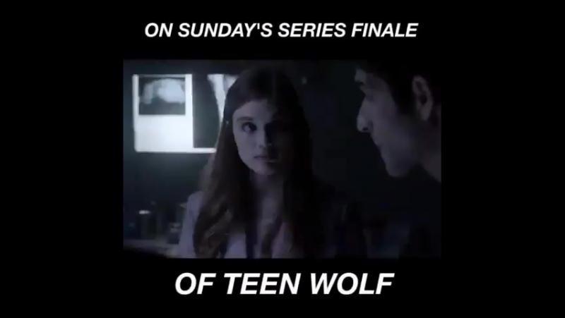 Отрывок из финальной серии Волчонка