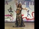 Алика Комарова bellydancetv tanec jivota