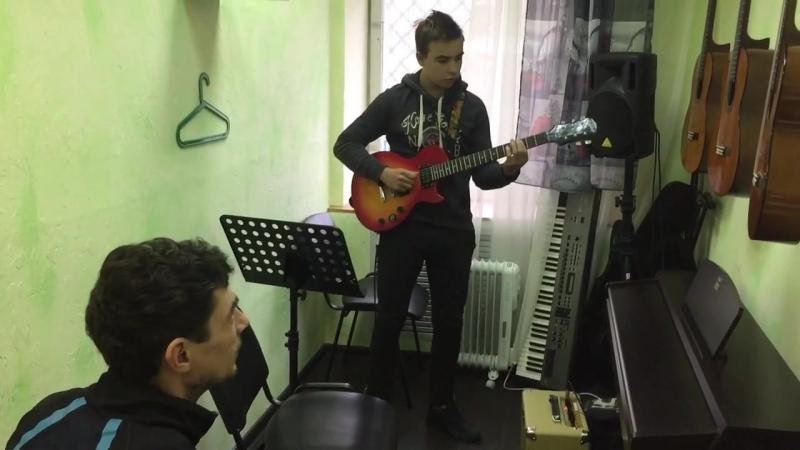 28.10.2017 - Перепелицын Владимир - Deep Purple Smoke on the Water