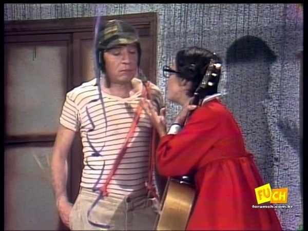 Chaves - Um Festival de Vizinhos, Parte 2 (1976) - Dublagem Rio Sound 2012