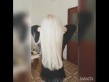 блондик 55см 100 грамм?☝️