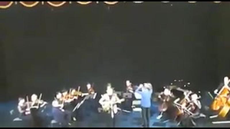 Концерт Сергея Никитина в сопровождении камерного оркестра Лермана В Казани
