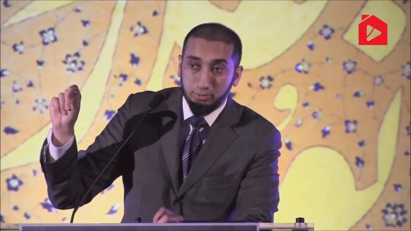 Лекция просто - Ма ща Аллах! Нуман Али Хан HD